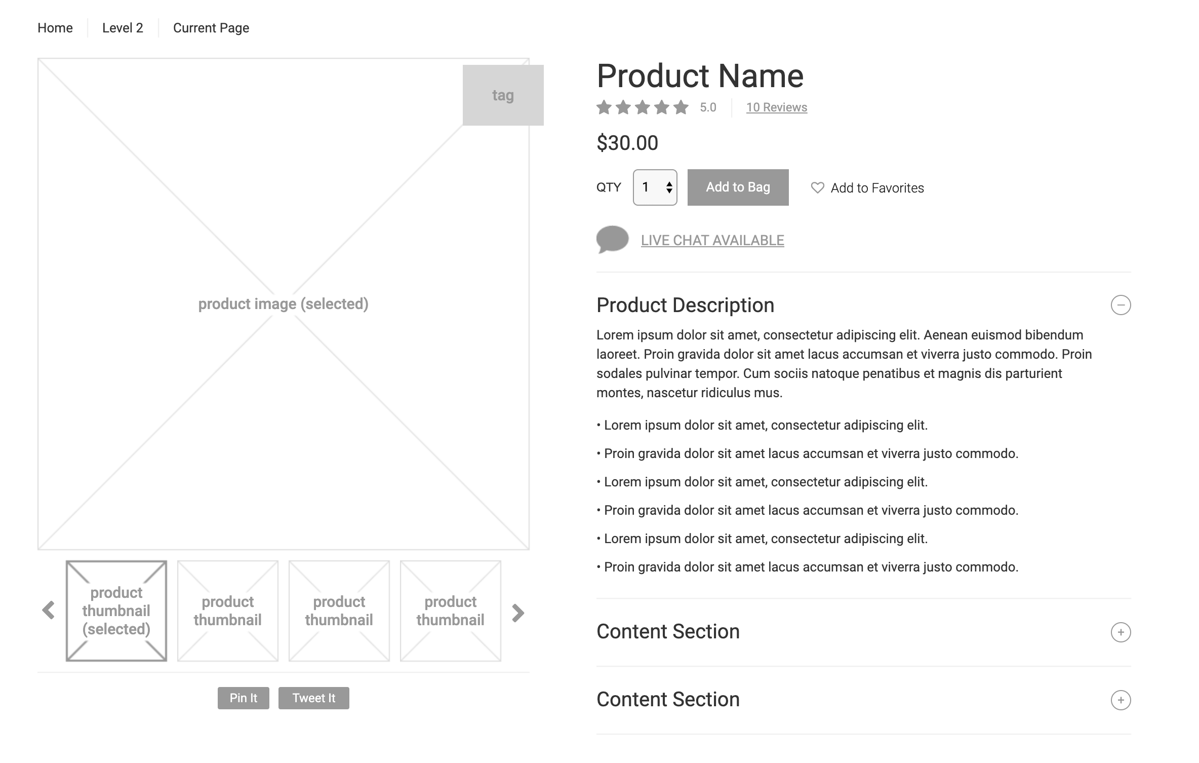 Wireframe and Prototype Tool - Axure